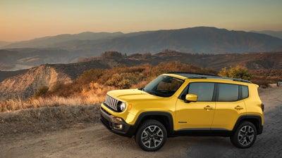 Jeep Renegade 2018 >> 2018 Jeep Renegade