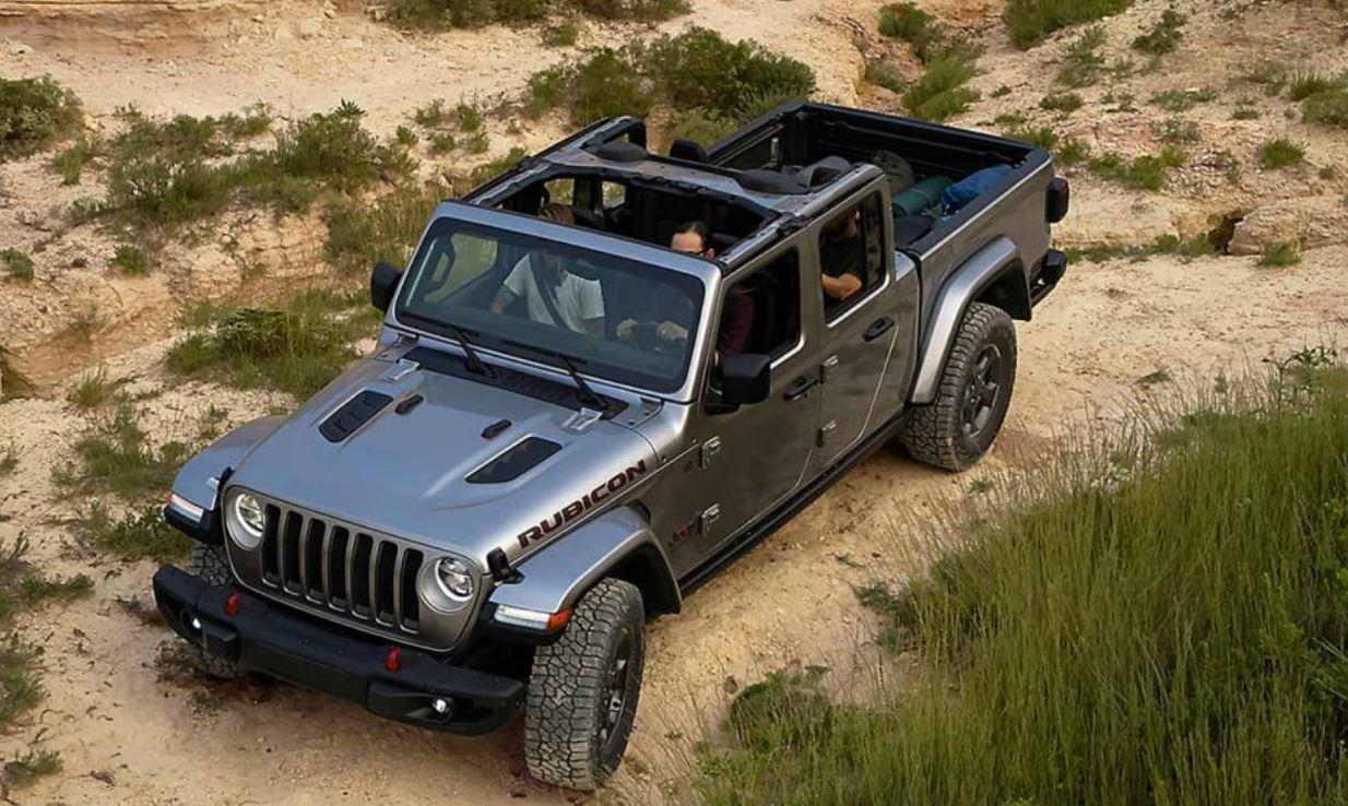 5 Reasons You Need A 2020 Jeep Gladiator The Jeep Store Blog