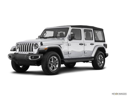 2020 Jeep Wrangler Unlimited Sahara 4x4 In Ocean Township Nj
