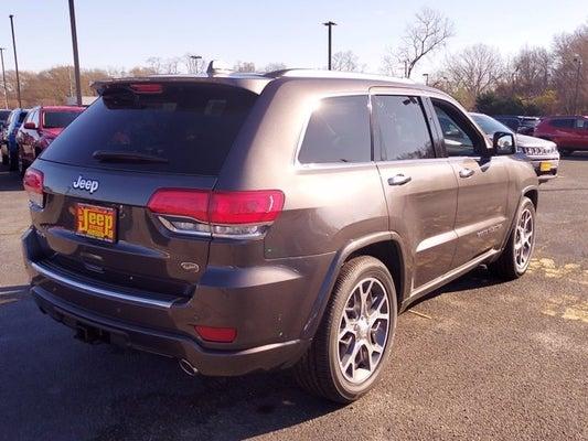 2021 Jeep Grand Cherokee Overland in Ocean Township, NJ ...